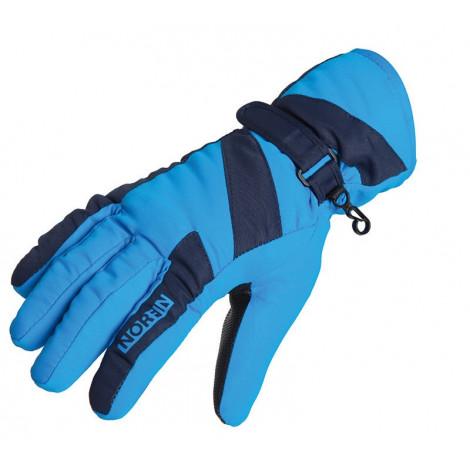 Женские перчатки Norfin Windstop Blue