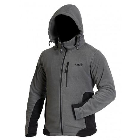 Флисовая куртка Norfin Outdoor Gray