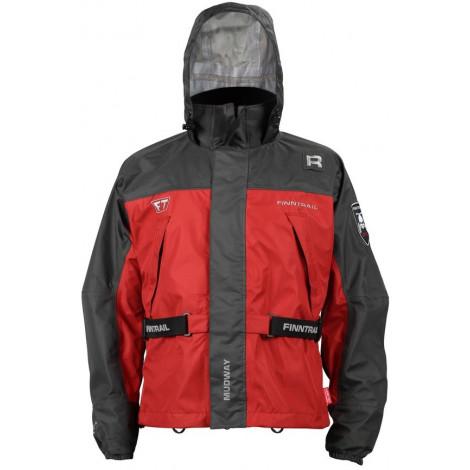Куртка Finntrail New Mud Way, red