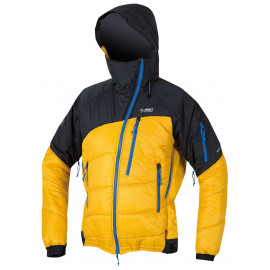 Утепленная куртка Direct Alpine FORAKER gold/black/blue