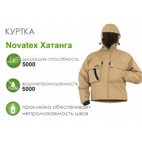 Куртка Novatex Хатанга