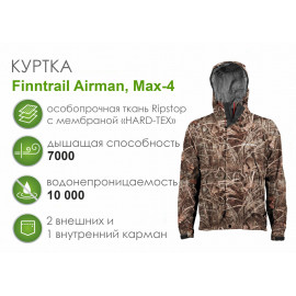 Куртка Finntrail Airman, Max-4