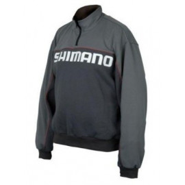 Свитер Shimano HFG HALF ZIP SWEAT 02