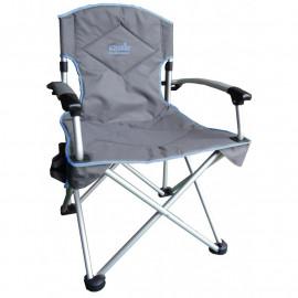 Кресло складное с алюминиевым каркасом Norfin Orivesi NFL