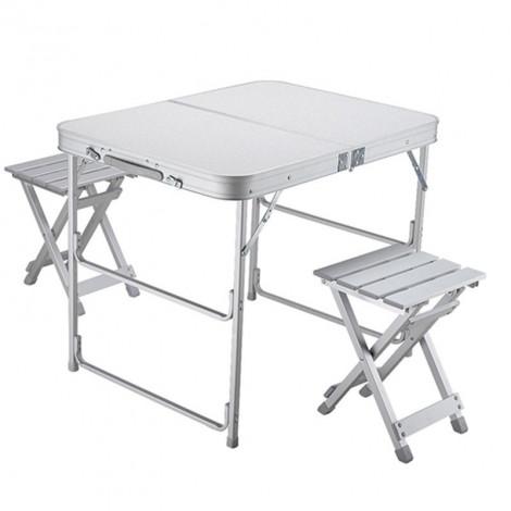 Набор складной стол и два стула Norfin BOREN NF