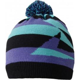 Водонепроницаемая шапка DexShell, голубая с бубоном