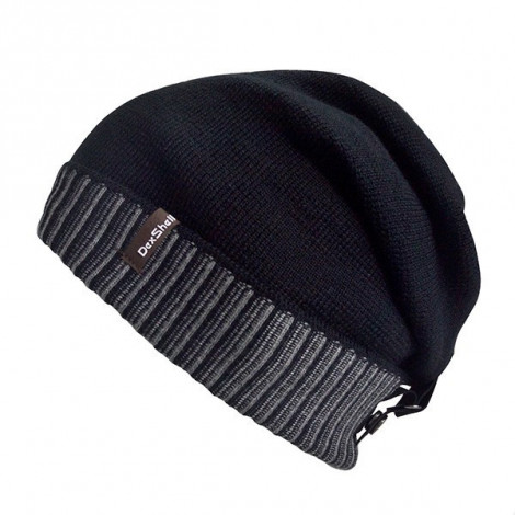 Водонепроницаемая шапка DexShell Beanie Slouch Back