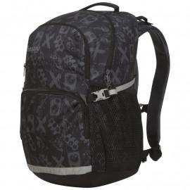 Городской рюкзак Bergans 2GO 32 L, Black Punks