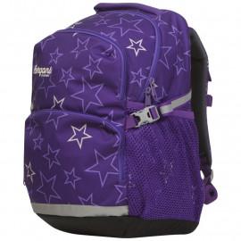 Детский школьный рюкзак Bergans 2GO 24 L, Amethyst Stars