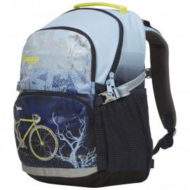 Детский школьный рюкзак Bergans 2GO 24 L, Lt Blue