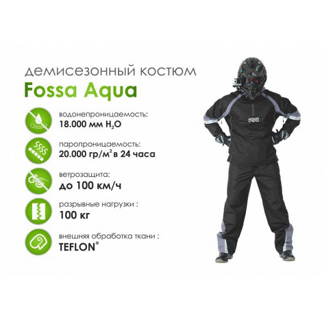 Летний костюм Fossa Aqua