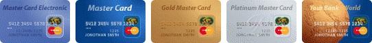 карты master card