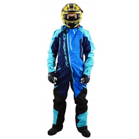 Комбинезон Extreme Blue-Fluo 2020