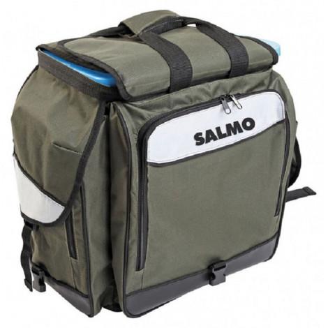 Ящик-рюкзак рыболов. зим. Salmo 61 (из 3-х частей) 30х38х38см