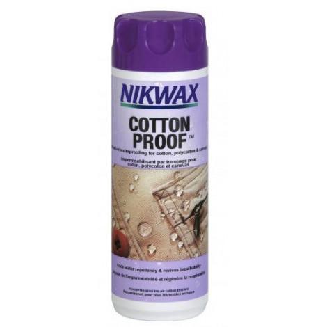 Водоотталкивающая пропитка для хлопка Nikwax Cotton Proof (300 мл)