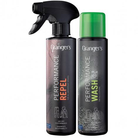 Пропитка GRANGERS 2020 Performance Repel Plus + Performance Wash (б/р)