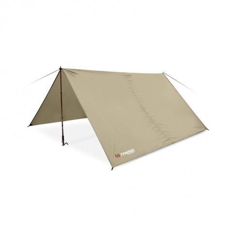 Палатка Trimm Shelters TRACE XL, песочный 3+2