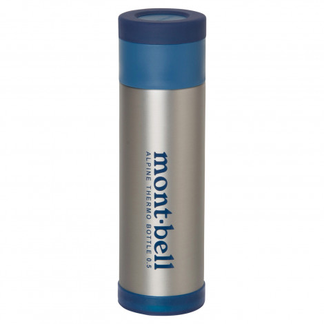 MontBell термос ALPINE THERMO BOTTLE 0.5L (265 гр., stainless)