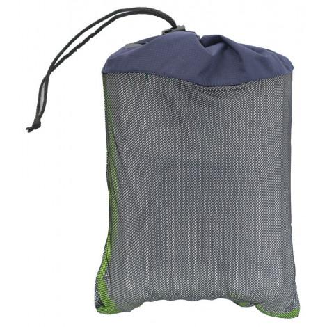 Мешок из сетки (сетка, синий)