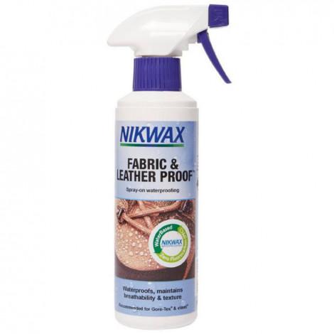 "Водоотталкивающая пропитка для обуви Nikwax ""Fabrick & Leather"" Spray (300 мл)"