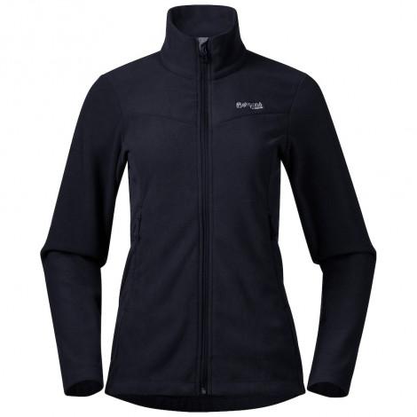 Флисовая куртка BERGANS Finnsnes Fleece W Jacket, Beet Red
