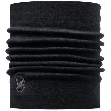 Бандана Buff Heavyweight Merino Wool Solid Black