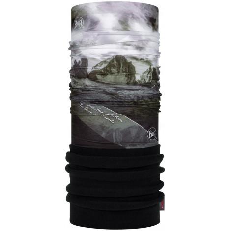Бандана Buff Mountain Collection Polar 3 Cime Black
