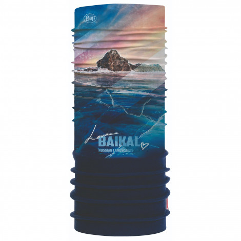 Бандана Buff Polar Lake Baikal Night Blue