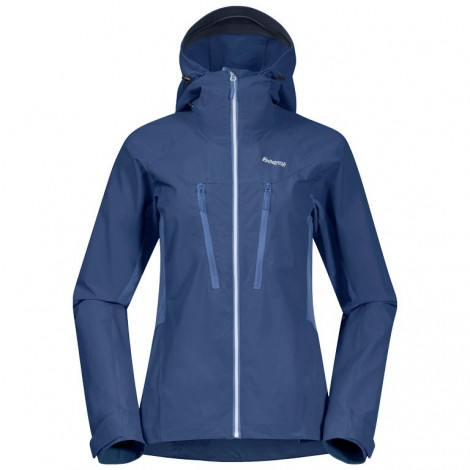 Куртка BERGANS Cecilie Mtn Softshell Jkt, ThunderBlue/Lt ThunderBlue