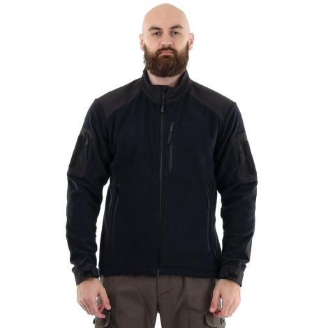Куртка Novatex Лиман NEW (софт-шелл, синий) GRAYLING
