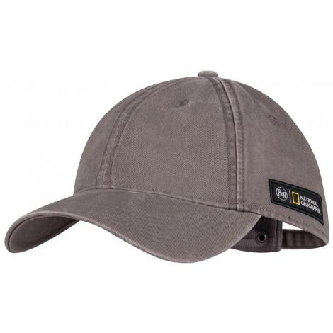 Кепка Buff Baseball Cap Licenses Zenta Grey