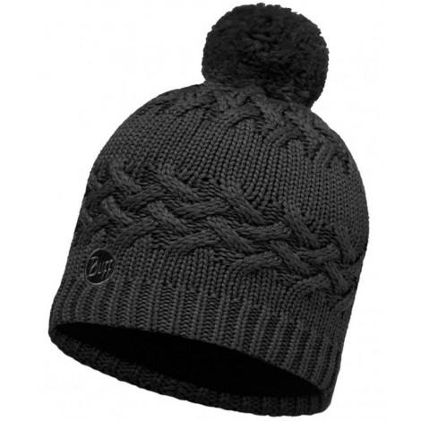 Шапка Buff Knitted & Fleece Hat Savva Black