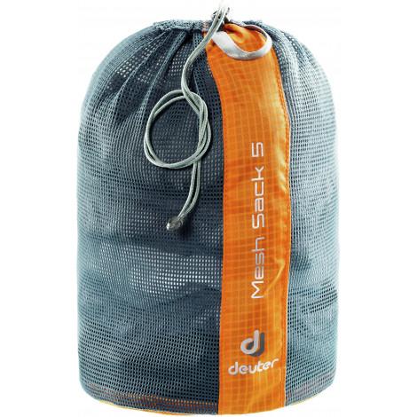 Упаковочный мешок Deuter 2021 Mesh Sack 5 Mandarine