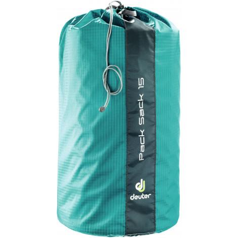 Упаковочный мешок Deuter 2021 Pack Sack 15 Petrol