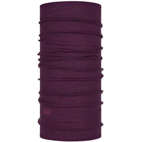 Бандана Buff Heavyweight Merino Wool Purplish Multi Stripes