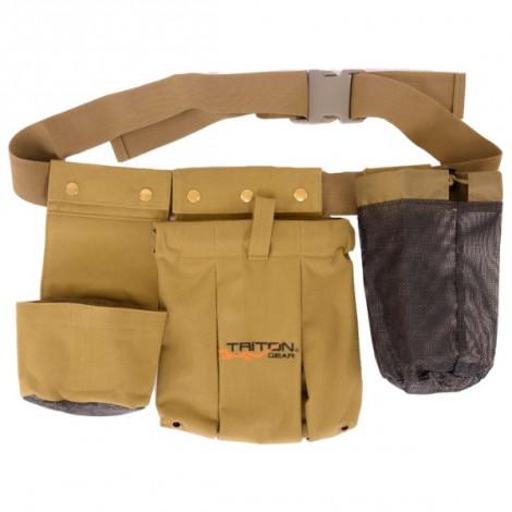 Поясная разгрузочная система TRITON GEAR с сумкой сброса (Хаки)
