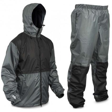 Костюм-дождевик Rapala Ultra-Lite Rain, серый