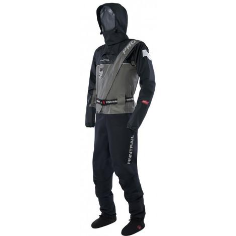 Сухой костюм Finntrail Drysuit Pro Graphite