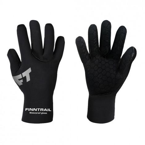 Перчатки Finntrail Neoguard Black 2021
