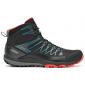 Ботинки Asolo Hiking/Lifestyle Grid Mid Gv Black/Red