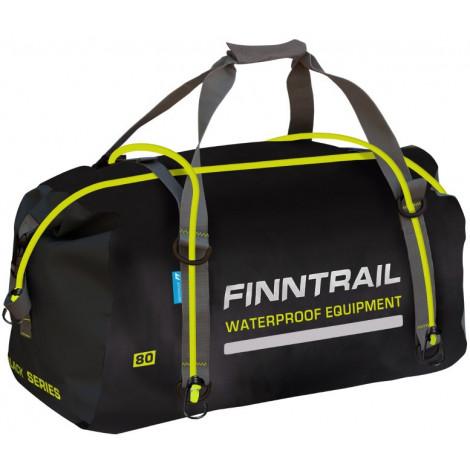 Сумка для багажника Finntrail Sattelite Black