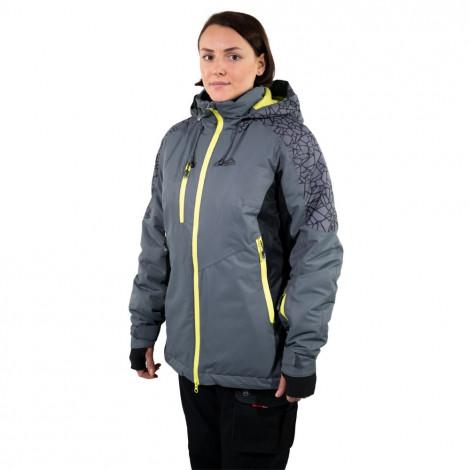 Куртка женская NOVATEX Arctica (таслан добби, графит) PAYER