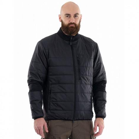 """Куртка """"Шерман"""" (нейлон, черный) 7.62"""