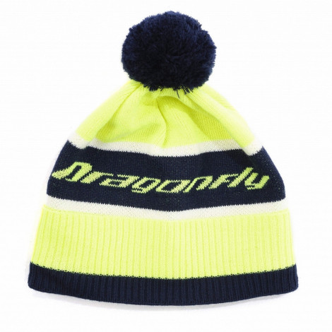 Шапка Dragonfly 2021 Blue-Yellow