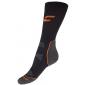Носки Comodo TRE1-02, black-orange