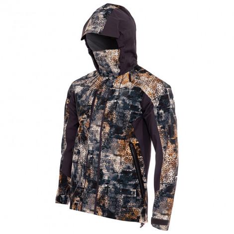 Куртка Guard Competition Print Серо-оранжевый/Серый