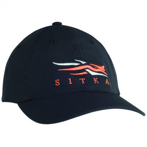 Бейсболка Sitka Cap, Black