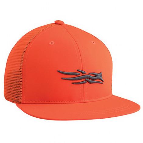Бейсболка Sitka Trucker Cap, Blaze Orange