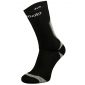 Носки Comodo STE-01, black-mouline