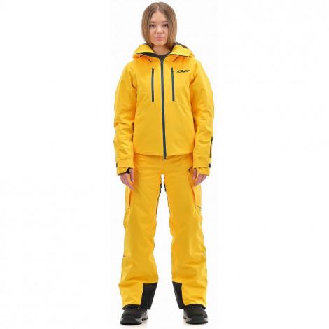 Комплект экипировки Dragonfly SKI Premium WOMAN Yellow-Dark Ocean